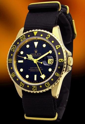 Rolex GMT Master Transitional model
