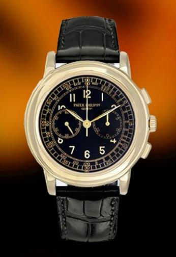 Patek Philippe 5070J Chronograph Yellow Gold