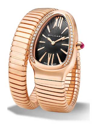 Bulgari Serpenti Tubogas Pink Gold