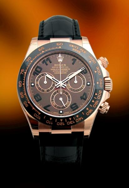 Rolex Daytona Chocolate Brown Dial