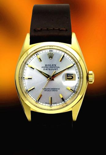 Rolex Oyster Gold