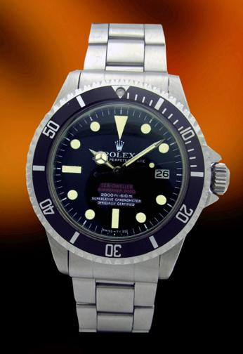 Rolex Double Red Sea-Dweller