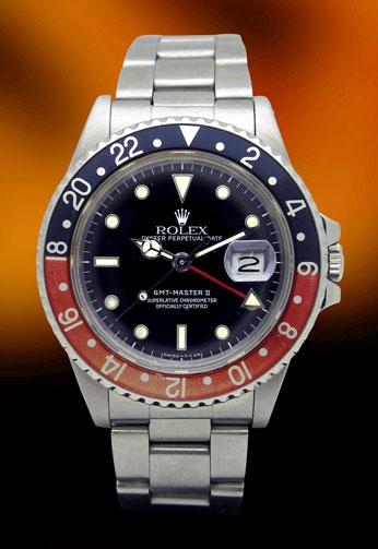 used Rolex GMT