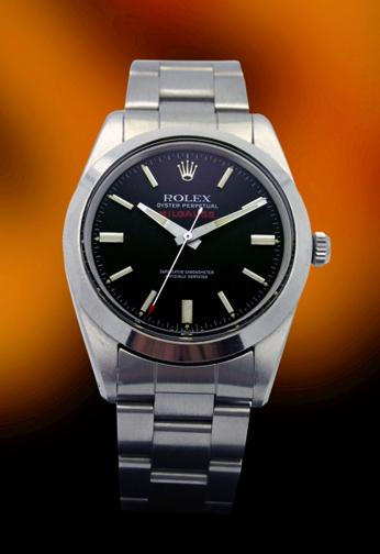 Rolex Oyster Perpetual Anti Magnetic Milgauss