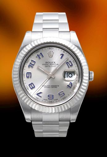 Rolex New Datejust II