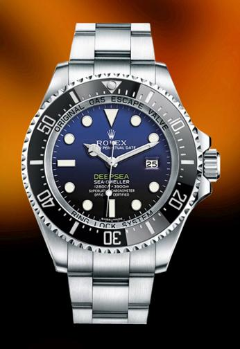 Rolex Sea-Dweller blue dial