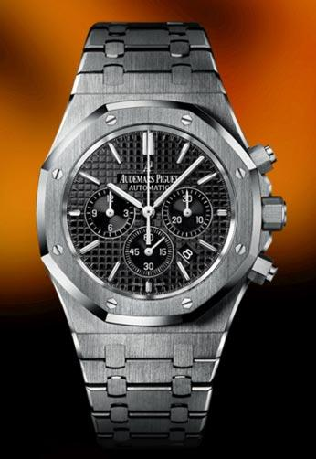 Audemars Piguet Royal Oak Black Dial