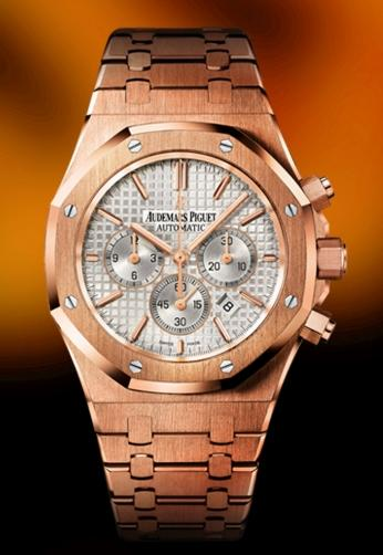 Audemars Piguet Royal Oak Chronograph 41mm Pink Gold