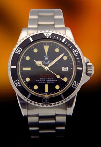 Rolex 1665 Double red Sea-dweller