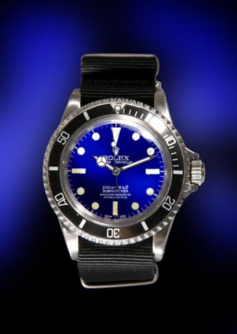 Rolex 5513 Submariner Custom Dial