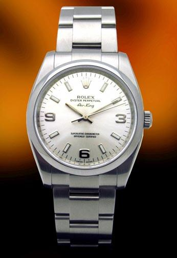 Rolex SS 116000 Oyster Perpetual No-Date Air King