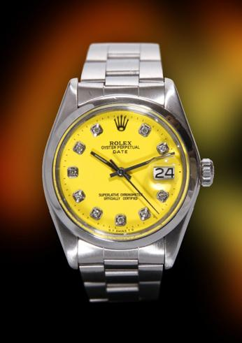 Rolex Date Just Oyster