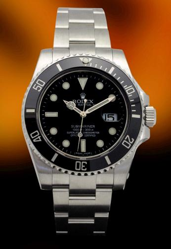 Rolex BRAND NEW SUBMARINER CERAMIC