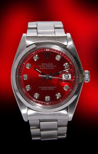 Rolex 1603 Date Just Oyster